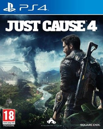 Just Cause 4 PS4 PKG