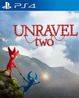 Unravel Two PS4 PKG