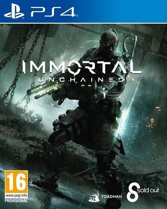 IMMORTAL: UNCHAINED PS4 PKG